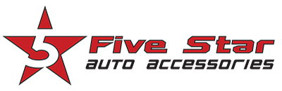 Five Star Auto Accessories Logo